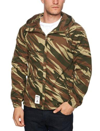 Addict Frontline Festival Bush Camo Men's Jacket Bush Camo Small