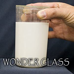 Wonder Glass, Large Magic Trick