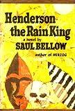 Image of Henderson, the Rain King; a Novel