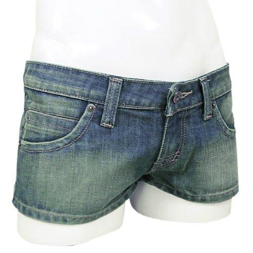 大きいサイズ メンズ 男性用 デニム ショート ホットパンツ ユニセックス ジーンズ XLサイズ