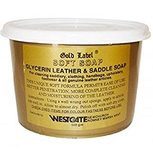 Soft Saddle Soap