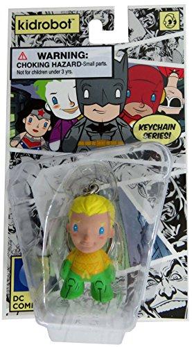 """DC Comics Keychain Series Aquaman 1.5"""" Keychain"""