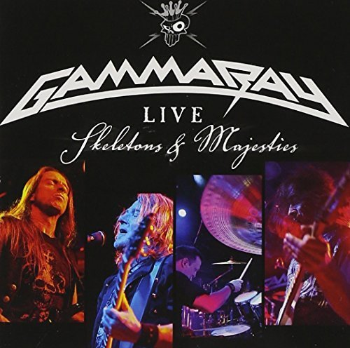 Live - Skeletons & Majesties [2 CD] by Gamma Ray (2012-12-04)