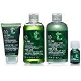 The Body Shop Tea Tree 4-Piece Skincare Regime Kit