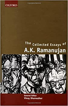 Collected essay k ramanujan