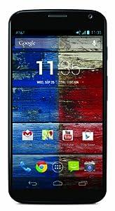 Motorola Moto X, Black (AT&T)