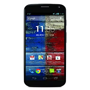 Amazon.com: Motorola Moto X - 1st Generation, Black 16GB (AT&T): Cell