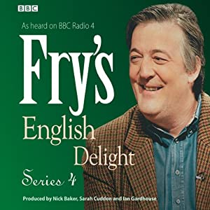 Fry's English Delight: Series 4 Radio/TV Program