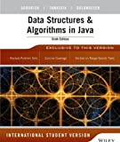 Data Structures and Algorithms in Java 6th Edition International Student Version