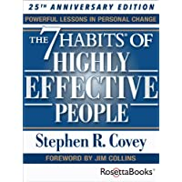 Stephen R. Covey's The 7 Habits of Highly Effective People Kindle eBook