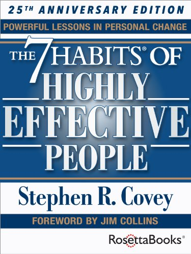 The 7 Habits of Highly Effective People: Powerful Lessons in Personal Change (25th Anniversary Edition) PDF