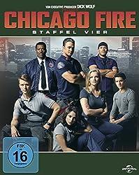 Chicago Fire - Staffel vier [6 DVDs]