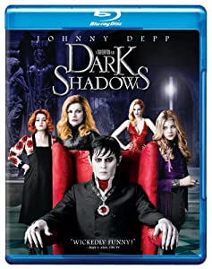 Dark Shadows (Movie Only + UltraViolet Digital Copy) [Blu-ray] from Warner Bros.