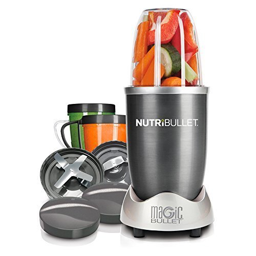 Magic Bullet NutriBullet 12-Piece High-Speed Blender/Mixer System (Juicers compare prices)