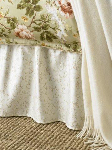 Ralph Lauren Bed Skirts 5260 front