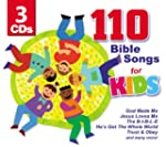 110 Bible Songs For Kids