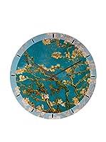 Artopweb Reloj De Pared Van Gogh Mandorli In Fiore A San Remy