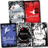 Maggie Stiefvater 5 Books Collection Pack Set RRP: �43.77 (Shiver, Lament, Linger, Ballad, Forever (Wolves of Mercy Falls))by Maggie Stiefvater