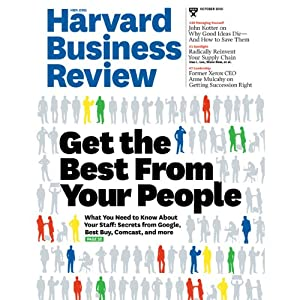Harvard Business Review, October 2010 Periodical
