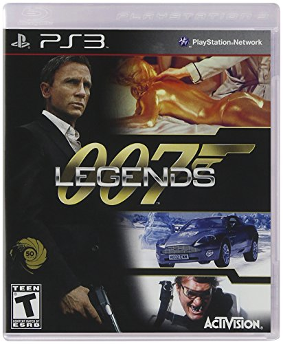 007 Legends - Playstation 3