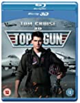 Top Gun (Blu-ray 3D) [1986] [Region F...