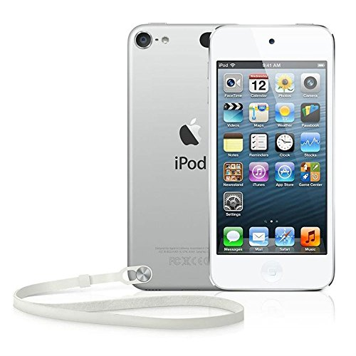 Apple Ipod Touch 16Gb White & Silver (5Th Generation) Newest Model