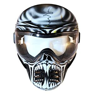 Save Phace Diss Series Paintball Mask - Warlord