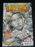 img - for SHEENA QUEEN OF THE JUNGLE #5 DDP COMIC BOOK COVER C VARIANT (SHEENA QUEEN OF THE JUNGLE, 1ST) book / textbook / text book
