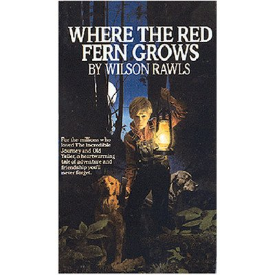 an analysis of where the red fern grows a novel by wilson rawls This unit planner for the novel where the red fern grows, by wilson rawls analysis questions, and two where the red fern grows is a novel written by wilson.