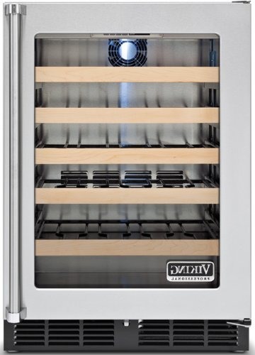 Built In Wine Cooler Cabinet front-30320