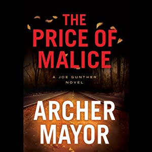 The Price of Malice: A Joe Gunther Novel | [Archer Mayor]