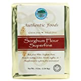 Authentic Foods Sorghum Flour, Superfine - 25lb bulk bag