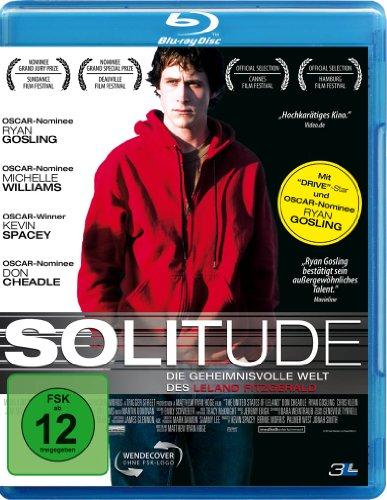 Solitude - Die geheimnisvolle Welt des Leland Fitzgerald [Blu-ray]