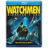 Watchmen (Director's Cut + BD-Live) [Blu-ray]