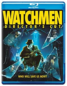 Watchmen (Director's Cut) [Blu-ray] (Bilingual) [Import]