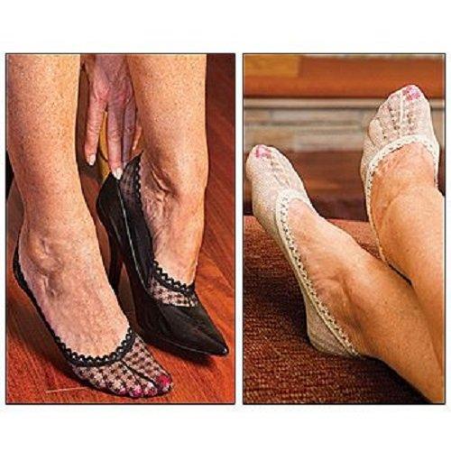 Женские подследники Lace Shoe Liners 2 (