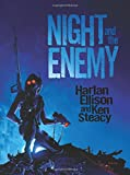 img - for Night and the Enemy (Dover Graphic Novels) book / textbook / text book