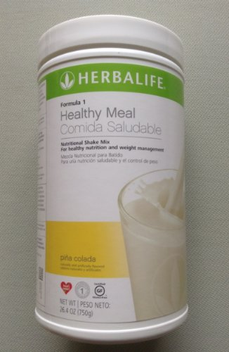 Herbalife Formula 1 Nutritional Shake Mix back-519893