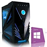 VIBOX Barbarian 9 - Extreme, Performance, Gaming PC, Multimedia, Ultimate Spec, Desktop PC, USB3.0 Computer with 64Bit Windows 8.1 (New 3.5GHz Intel, I7 4770K Fast Quad-Core, Haswell, Advanced, Processor, 2GB nVidia Geforce GTX 770 Graphics Card, High Gr
