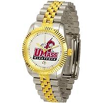 "Massachusetts Minutemen NCAA ""Executive"" Mens Watch"