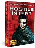 Resistance Hostile Intent Card Game