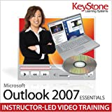 Book Cover For Outlook 2007 Essentials