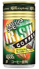ルーツ アイリッシュコーヒー 缶 185g×30本