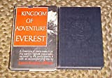 img - for Old Novels: Eagle in the Sky 1948, Kingdom of Adventure Everest 1947 book / textbook / text book
