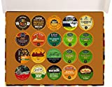 Decaf Deluxe Variety Pack for Keurig K-Cup Brewers, 20 Count