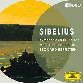 Sibelius: Symphony No.7 in C, Op.105 - 2 bars before: Vivace - Presto - Poco a poco rallentando all' Adagio - Largamente molto - Affettuoso - Tempo I