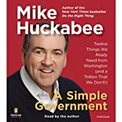 A Simple Government | [Mike Huckabee]