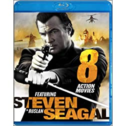 8-Movie Action Collection [Blu-ray]