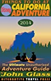 Things To Do At Disney California Adventure 2014: The Ultimate Unauthorized Adventure Guide (Things To Do In 2014 Book Series)