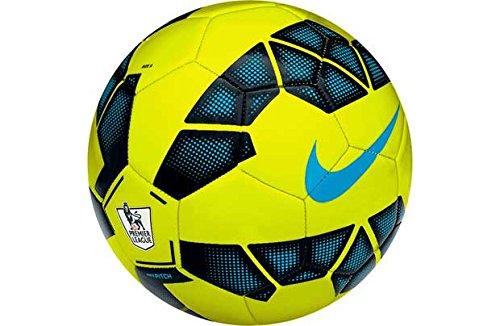 Nike Pitch Premier League Football - Pallone da calcio, formato 5, colore: Giallo